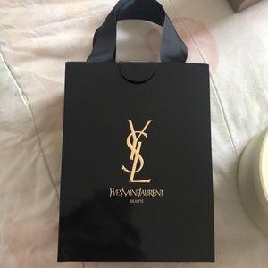 YSL gift box